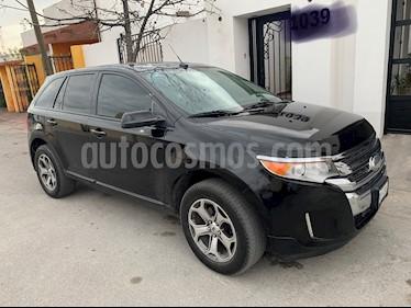 Ford Edge SEL usado (2013) color Negro precio $235,500