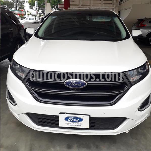 Ford Edge Sport usado (2017) color Blanco precio $455,000