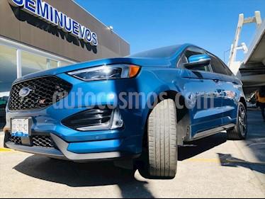 Ford Edge ST usado (2019) color Azul Electrico precio $710,000