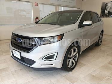 Ford Edge Sport usado (2017) color Plata precio $439,000