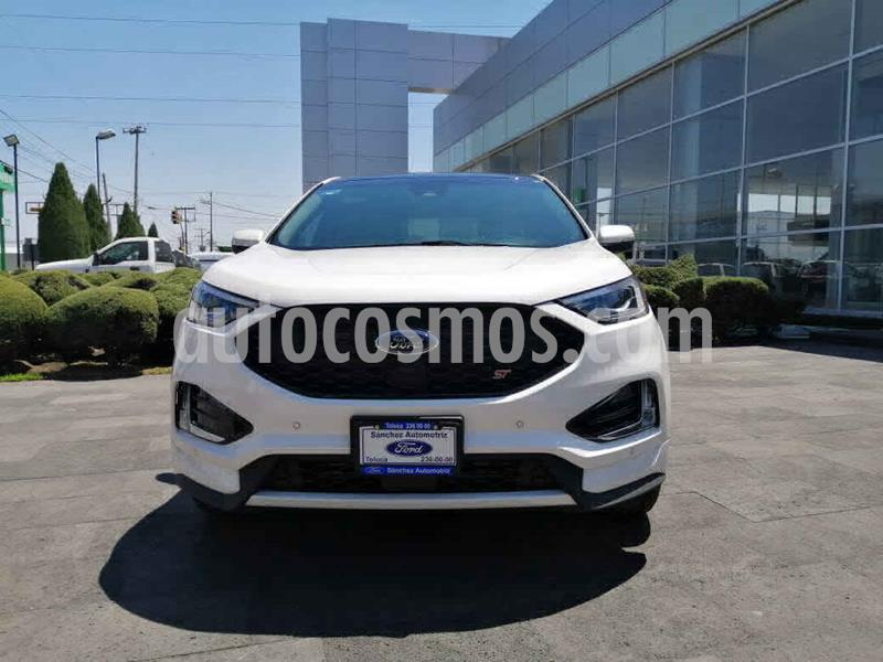 Foto Ford Edge ST usado (2019) color Blanco precio $799,000