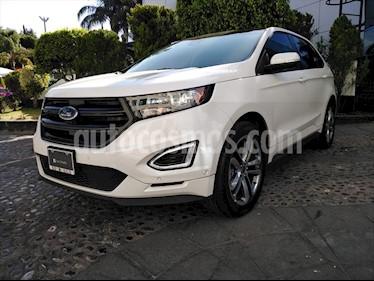 Ford Edge Sport usado (2018) color Blanco precio $565,000
