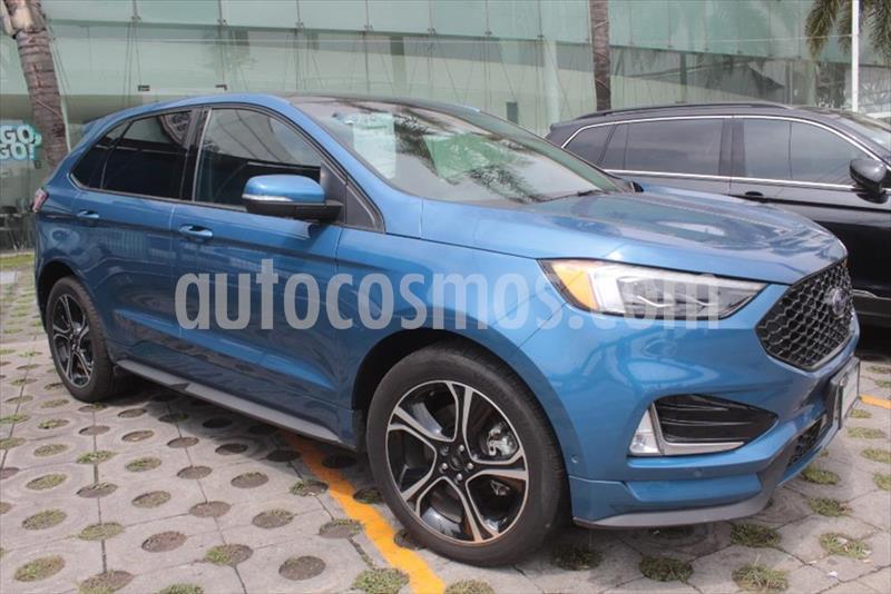 Ford Edge ST usado (2019) color Azul Electrico precio $830,000