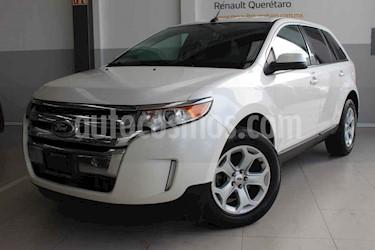 Foto Ford Edge 5p SEL aut usado (2013) color Blanco precio $165,000