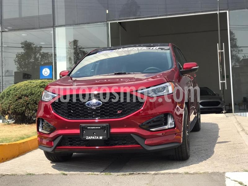 Ford Edge ST nuevo color Rojo precio $799,900