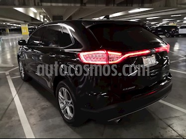 Ford Edge Titanium usado (2017) color Negro Profundo precio $450,000
