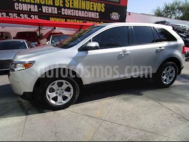 Ford Edge SEL usado (2012) color Plata precio $170,000