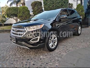 Ford Edge SEL Plus usado (2018) color Negro precio $450,000