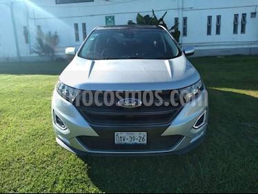 Foto Ford Edge Sport usado (2017) color Plata Estelar precio $475,000