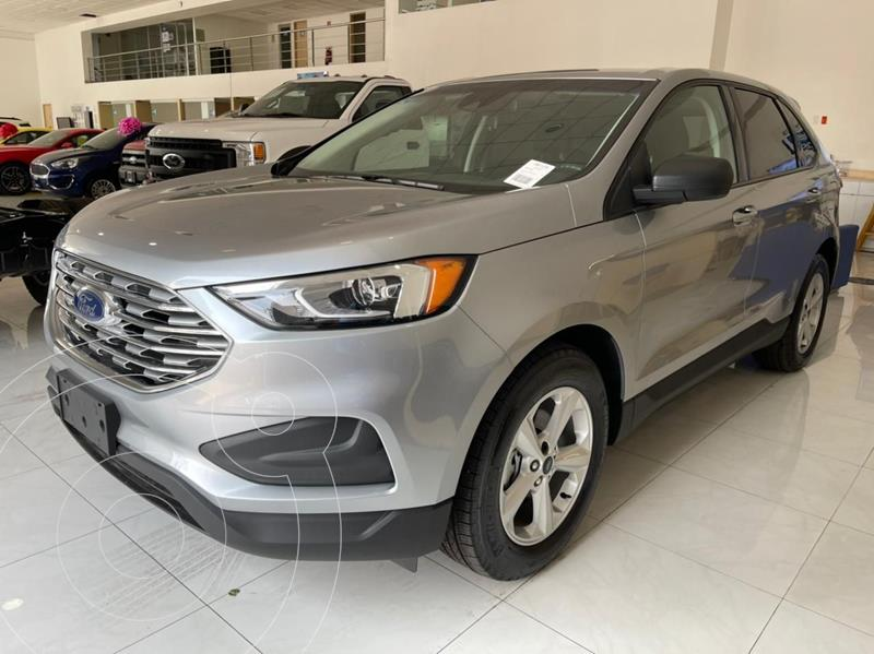 Foto Ford Edge SEL Plus usado (2020) color Plata Dorado precio $569,500