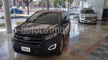 Ford Edge Sport usado (2016) color Negro precio $400,000