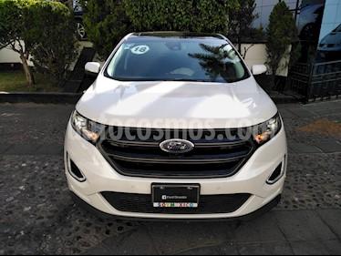 Ford Edge Sport usado (2018) color Blanco Platinado precio $610,000