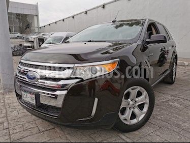 Ford Edge Limited usado (2013) color Negro Profundo precio $215,000