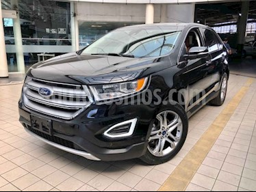 Foto Ford Edge Titanium usado (2017) color Negro precio $450,000