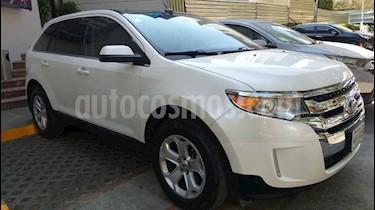Ford Edge 5p Limited aut 3.5L V6 piel q/c usado (2012) color Blanco precio $195,000