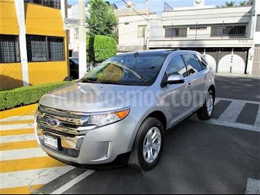Ford Edge Limited usado (2013) color Plata precio $199,900