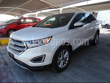 foto Ford Edge SEL Plus usado (2016) color Blanco precio $340,000