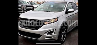 Ford Edge Sport usado (2016) color Plata Estelar precio $385,000