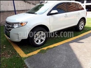 Ford Edge SEL usado (2013) color Crema precio $215,000