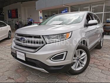 Ford Edge SEL usado (2015) color Plata Estelar precio $279,000