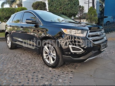 Foto Ford Edge SEL usado (2018) color Negro precio $450,000
