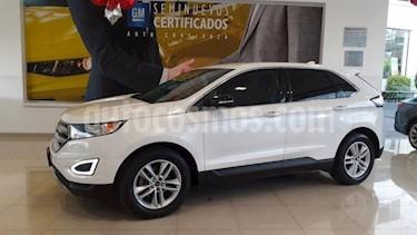 Ford Edge 5P SEL V6 TA A/AC. AUT. RA-18 usado (2015) color Blanco precio $313,900