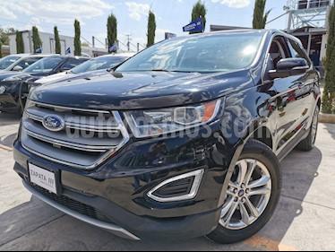 Ford Edge SEL PLUS usado (2017) color Negro Profundo precio $389,000