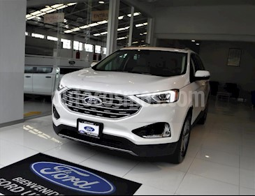 Ford Edge SEL Plus usado (2019) color Blanco precio $610,000