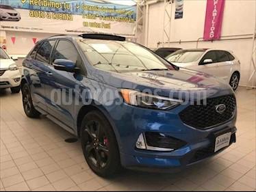 Ford Edge ST usado (2019) color Azul precio $714,000