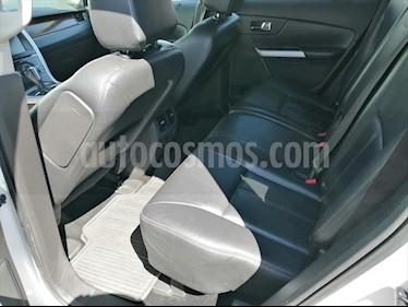 Ford Edge 5P LIMITED AUT 3.5L V6 PIEL Q/C usado (2013) color Blanco precio $180,000