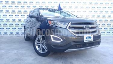 Ford Edge Titanium usado (2018) color Gris precio $614,000