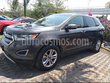 Ford Edge SEL Plus usado (2017) color Gris Oscuro precio $405,000