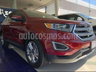 Ford Edge SEL Plus usado (2018) color Rojo precio $472,999