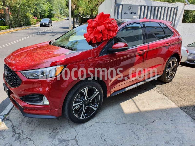 Ford Edge ST usado (2020) color Rojo precio $725,000