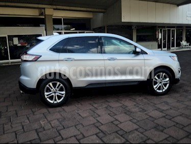 Ford Edge SEL Plus usado (2016) color Plata precio $350,000