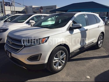 Foto Ford Edge SEL Plus usado (2015) color Blanco precio $314,000