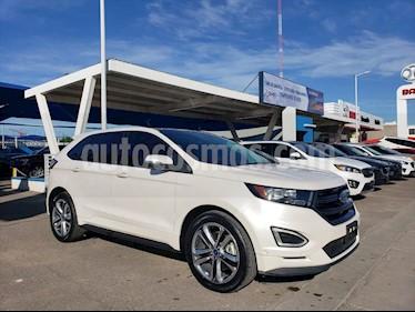 Ford Edge Sport usado (2017) color Blanco precio $410,000