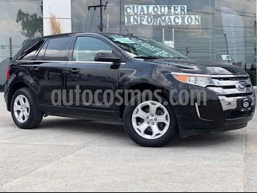 Ford Edge 5p Limited aut 3.5L V6 piel q/c usado (2013) color Negro precio $199,900