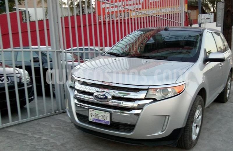 Ford Edge Limited  usado (2012) color Negro precio $196,000