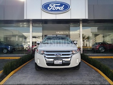Ford Edge SEL AT usado (2013) color Blanco precio $173,000