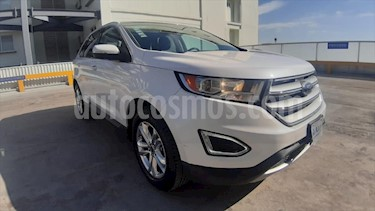 Ford Edge SEL PLUS V6/3.5 AUT usado (2015) color Blanco precio $278,000