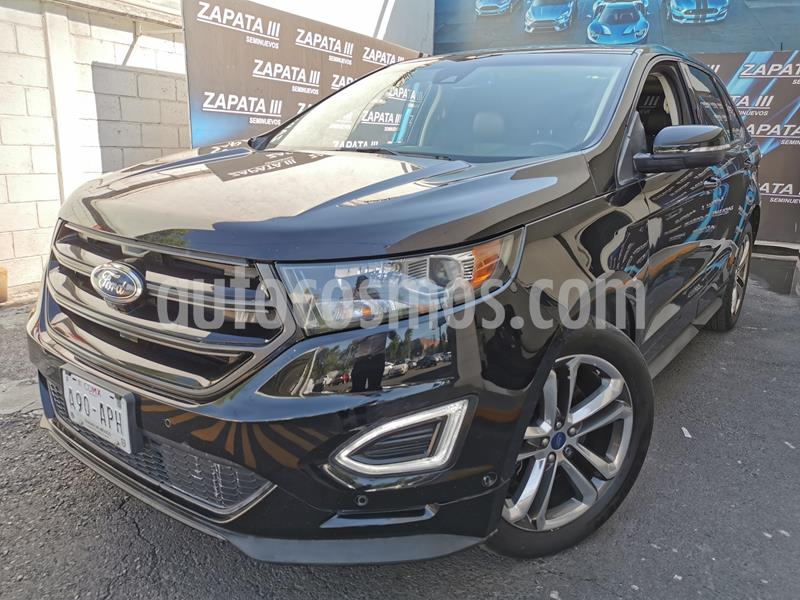 Foto Ford Edge Sport usado (2017) color Negro Profundo precio $440,000
