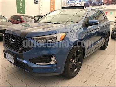 Ford Edge ST usado (2019) color Azul precio $729,000