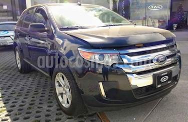 Ford Edge Limited  usado (2013) color Negro precio $210,000