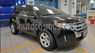 Ford Edge 5P LIMITED AUT 3.5L V6 PIEL Q/C usado (2011) color Negro precio $200,000