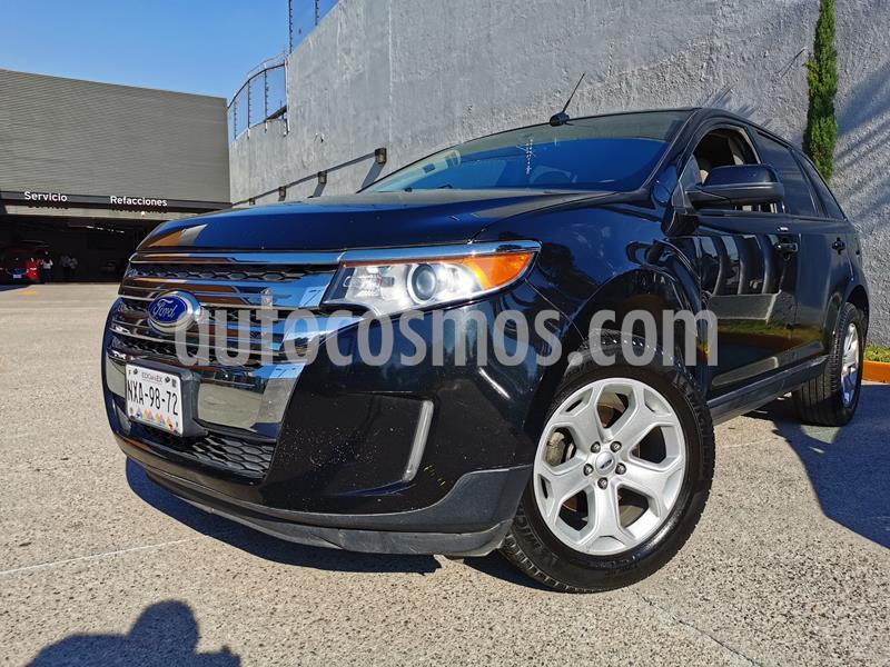 Ford Edge SEL usado (2013) color Negro Profundo precio $165,000