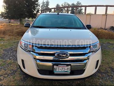 Ford Edge SE usado (2013) color Blanco Sueco precio $190,000