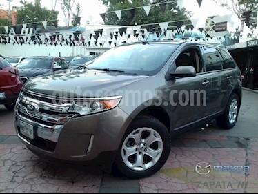 Foto venta Auto usado Ford Edge SE (2013) color Plata Estelar precio $205,000