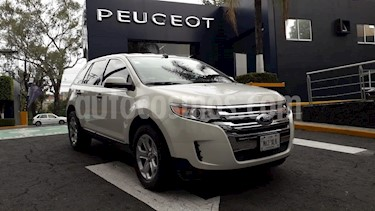 Foto venta Auto usado Ford Edge SE (2011) color Blanco Sueco precio $164,900