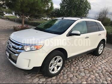 Foto Ford Edge SE usado (2013) color Blanco Sueco precio $204,500